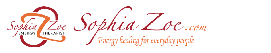 Sophia Zoe – Energy Therapist
